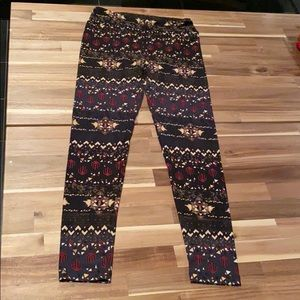 NEW OS LuLaRoe legging